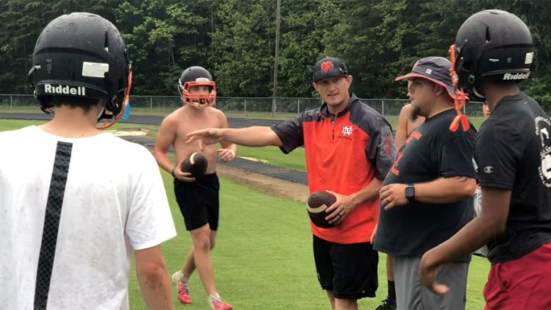 north davidson high school football