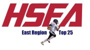 east region top 25