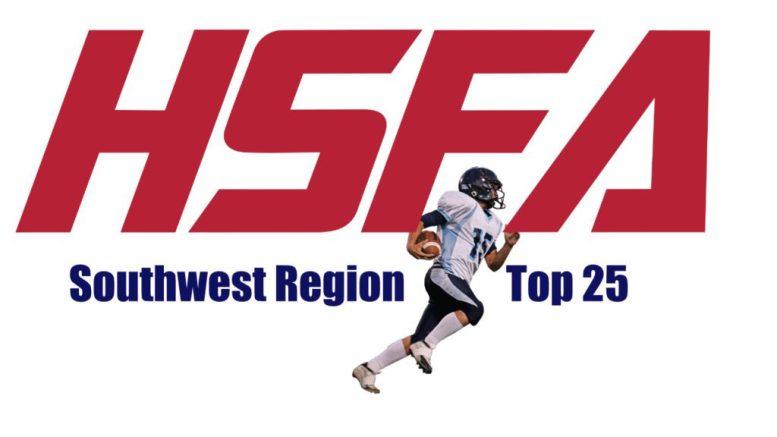 Southwest Region Top 25
