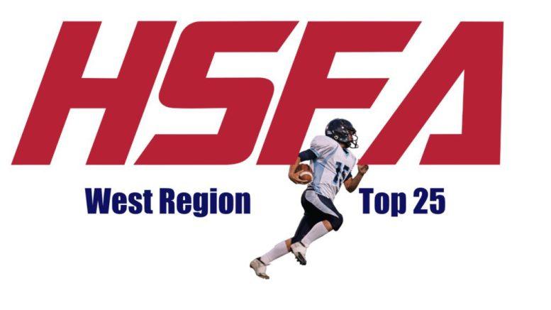 West Region Top 25
