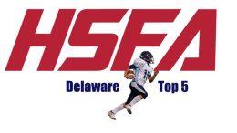 Delaware high school football top 5
