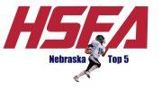 Nebraska high school football top 5