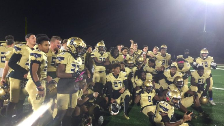 good counsel high school football