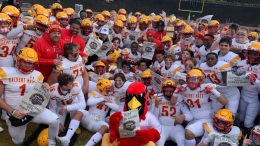 calvert hall high school football