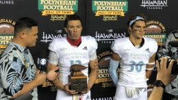 polynesian bowl high school football