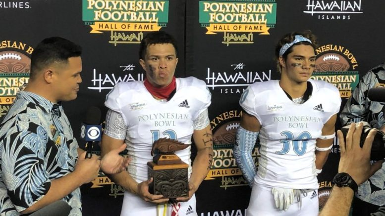 polynesian bowl high school football