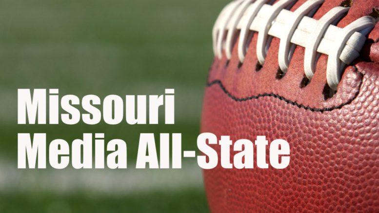 missouri media all-state high school football