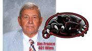 jim france high school football