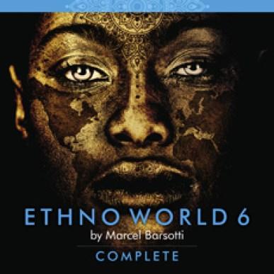 Best Service「ETHNO WORLD 6 COMPLETE」