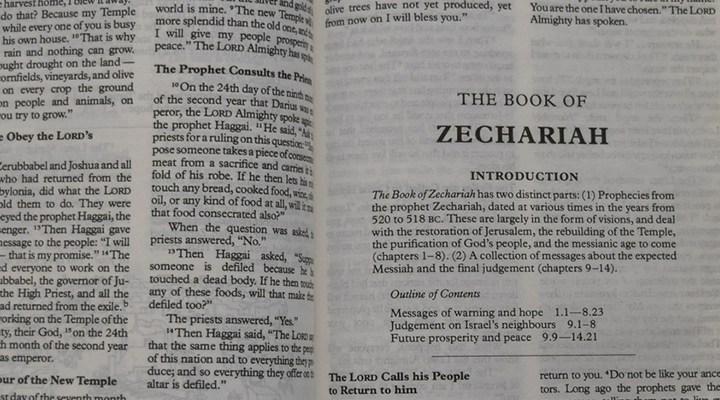 The Book of Zachariah