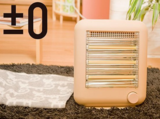 ±0 Infrared Electric Heater スチーム付
