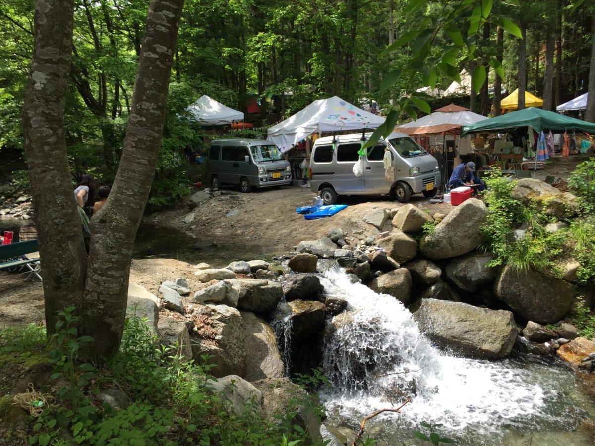 GW(ゴールデンウィーク)は道志みち沿いのキャンプ場を狙え!!いまからでも間に合う素敵なキャンプ場3選!!