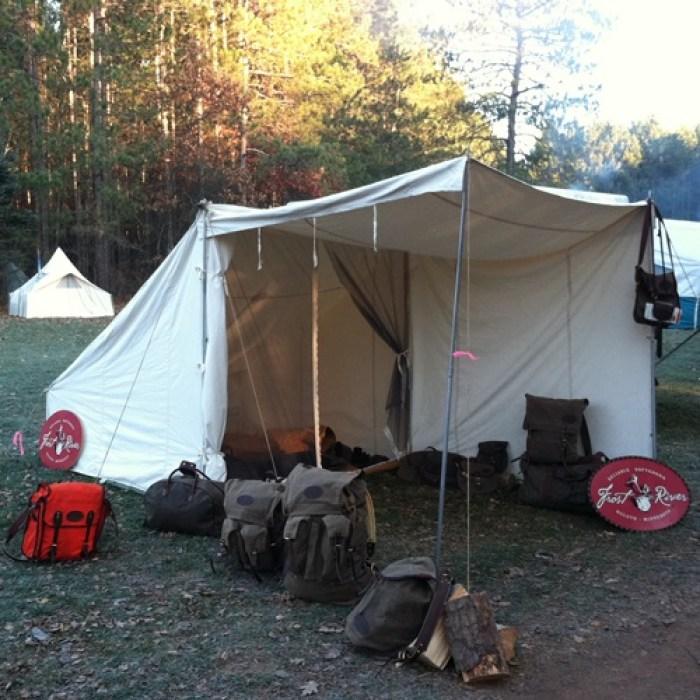 FrostRiver キャンプファイヤーテント image