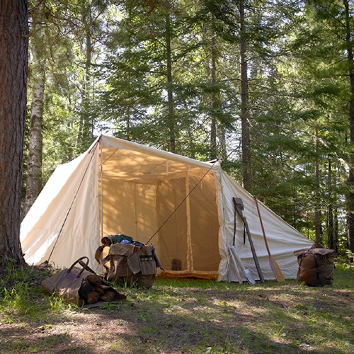 FrostRiver キャンプファイヤーテント