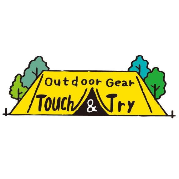Outdoor Gear Touch & Try イメージ