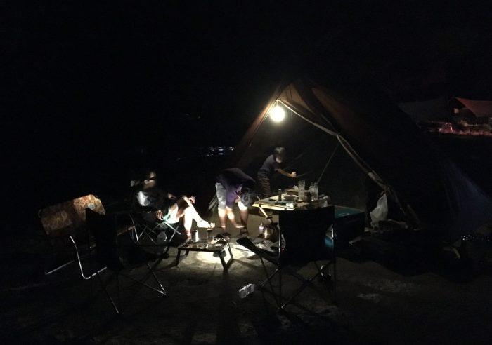 休暇村南淡路シーサイドキャンプ場