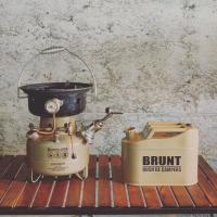 【Bush de Brunt(ブッシュ ド ブラント)】洗練された『ミリタリーテイスト』におしゃれキャンパー大注目!!