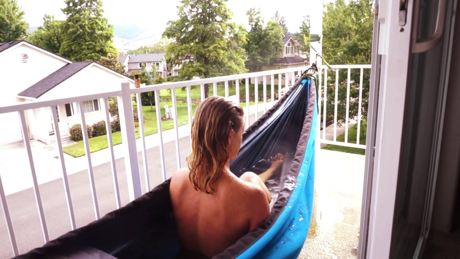 Hot Tub Hammock