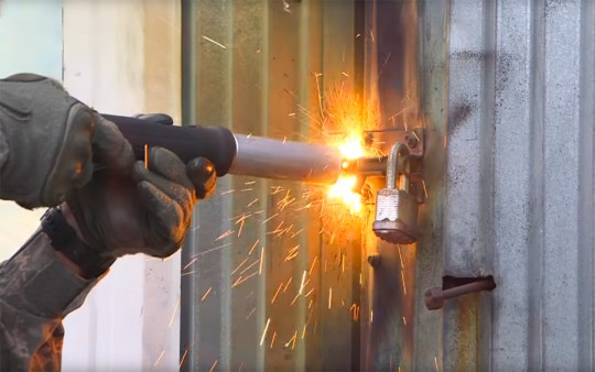 Magnetic Welding Work Light