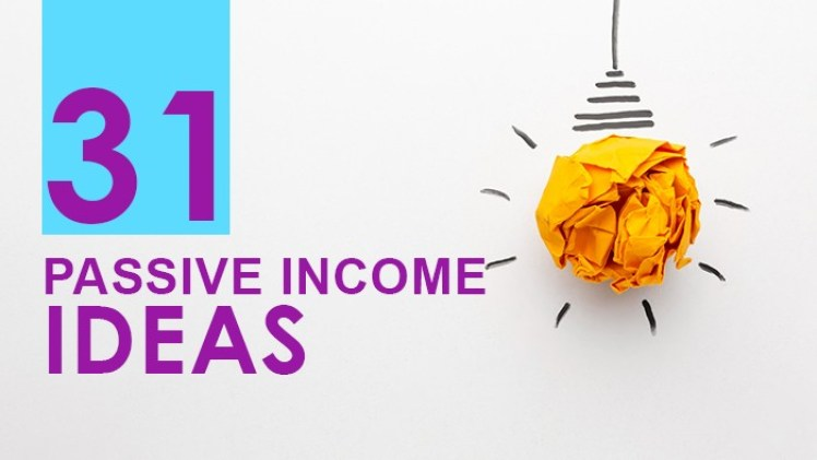 what are the best passive income ideas in 2021 to invest and make money while sleeping