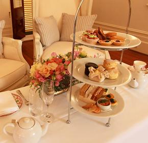 High Tea at the Boronia Tea Room