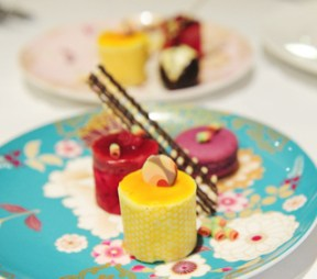High Tea at the Stamford Hotel Melbourne