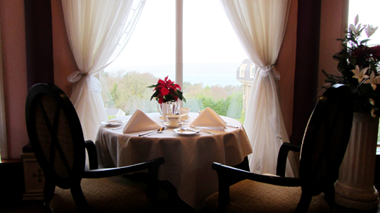 High Tea at The Culloden Estate and Spa
