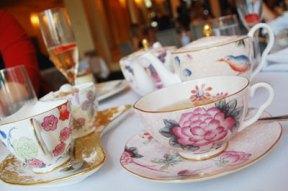 High Tea at the Pan Pacific Perth