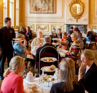 High Tea at Craig's Royal Hotel Ballarat