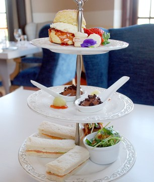 High Tea at Voyager Estate