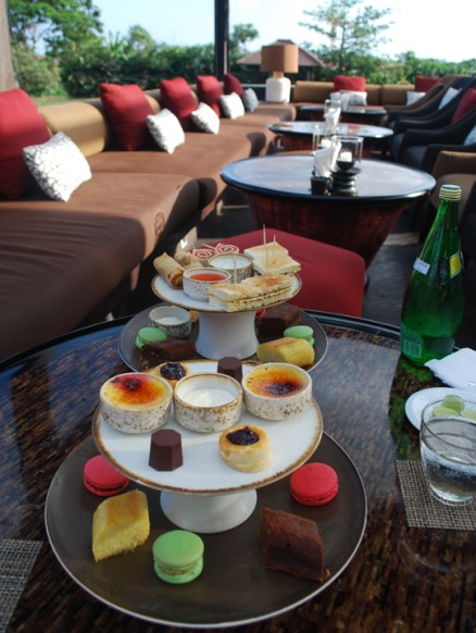 High Tea at Metis Lounge Bali