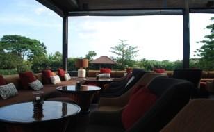 Metis Lounge at Sunset
