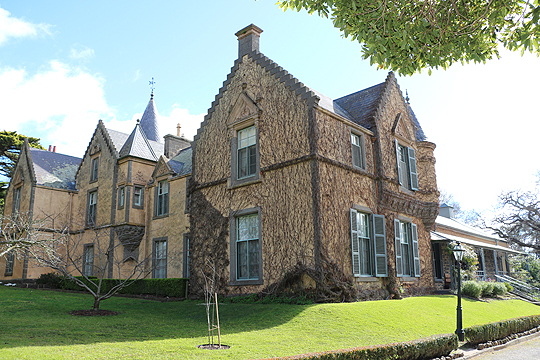 Overnewton Castle Melbourne