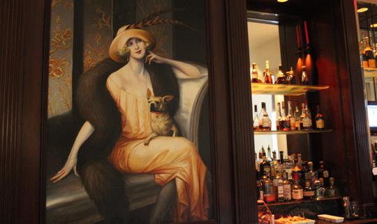 High Tea at the Sofitel Hotel- New York