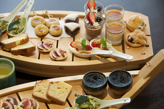 High Tea at Ginza Miyako Adelaide (Image supplied)