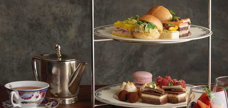 High Tea at The Fairmont Hotel Vancouver