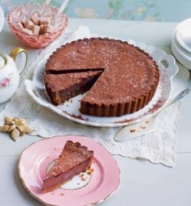 Chocolate and Ginger Tart Recipe