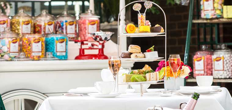 Afternoon Tea at The Chesterfield Mayfair