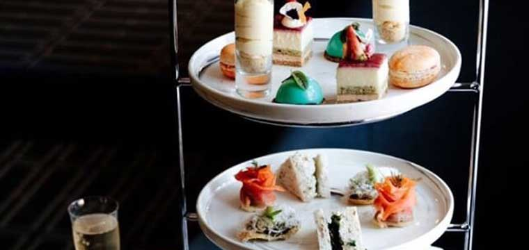 High Tea at the InterContinental Sydney Double Bay