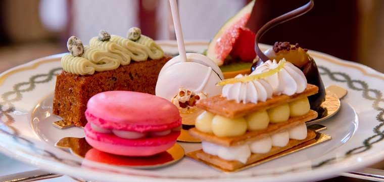 Afternoon Tea at The Milestone Hotel and Residences