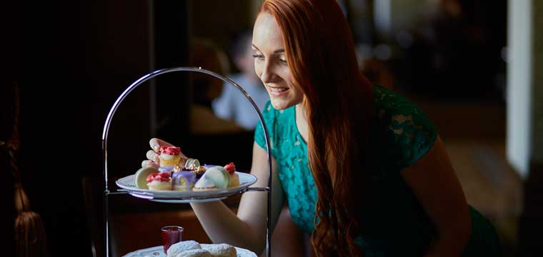High Tea at Craig's Royal Hotel