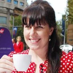 Michelle Milton, Director, High Tea Society