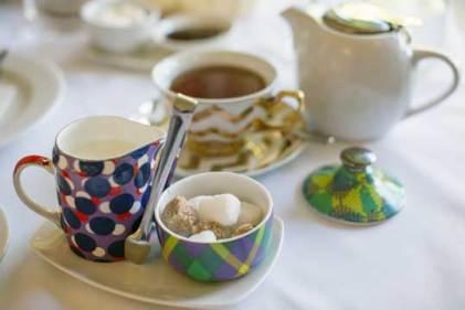 High Tea at Boronia House