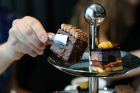 High Tea at The Bolton Hotel Wellington