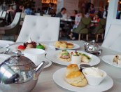High Tea at The Conservatory