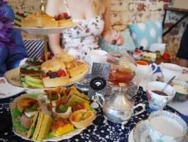 High Tea at Mary Eats Cake