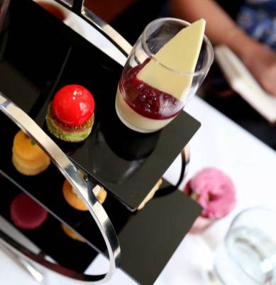 High Tea at Louis Sergeant