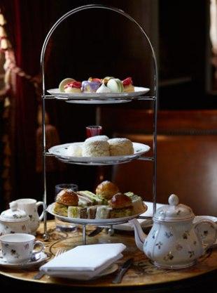 High Tea at Craig's Royal Hotel