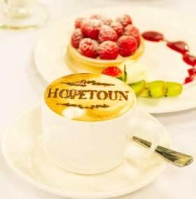 Afternoon Teal at the Hopetoun Tea Rooms