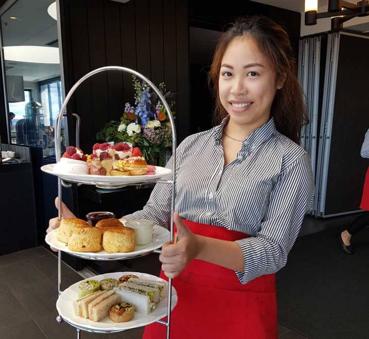 High Tea at the Burbury Hotel Canberra